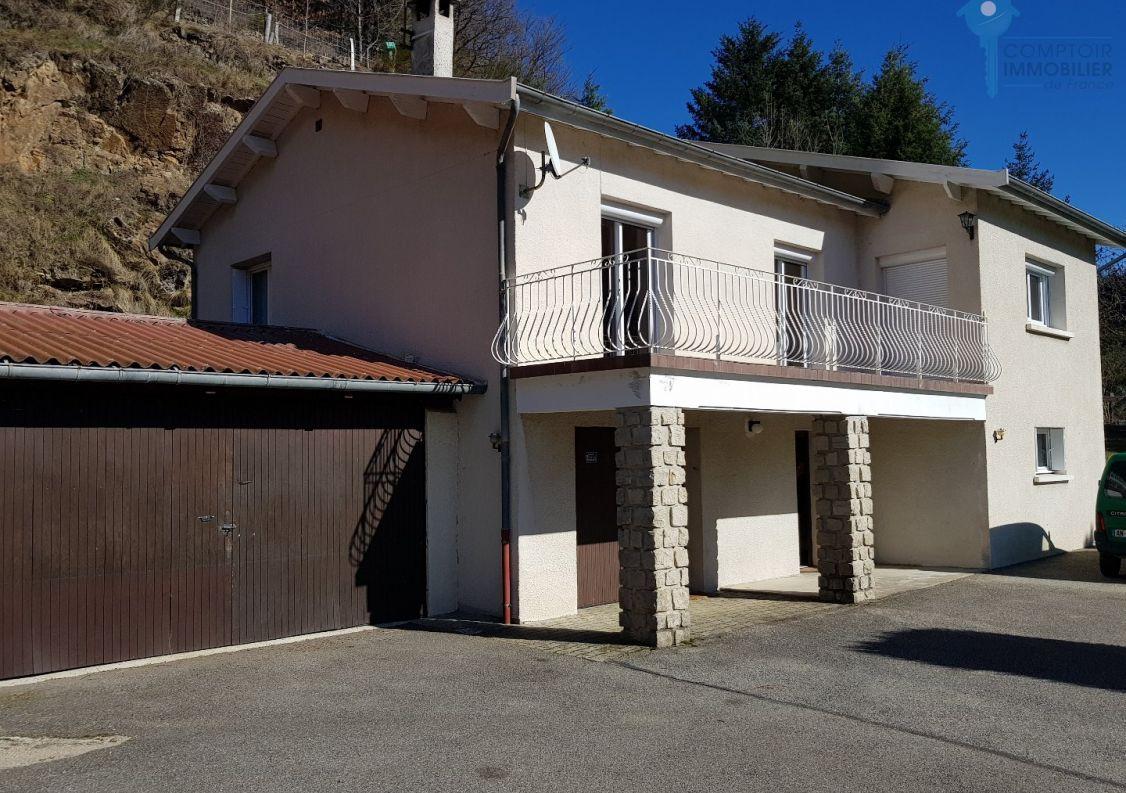 A vendre Maison Le Cheylard | R�f 0700659584 - Comptoir immobilier de france