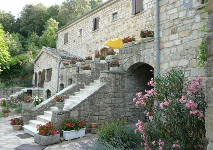 A vendre Propri�t� Ucel | R�f 0700659936 - Comptoir immobilier de france prestige