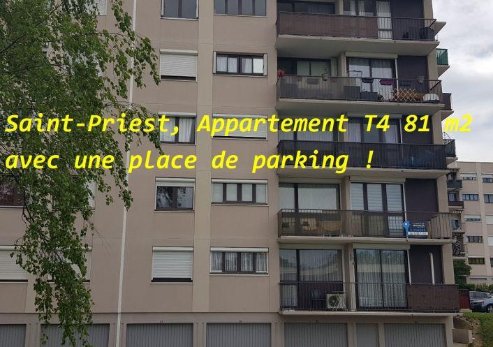 A vendre Appartement en r�sidence Saint Priest | R�f 0700662703 - Cif ardeche