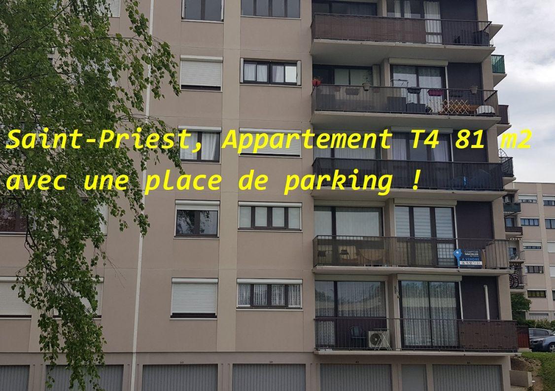 A vendre Appartement en r�sidence Saint Priest | R�f 0700662703 - Comptoir immobilier de france