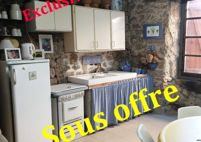 A vendre Maison Thueyts | R�f 0700662834 - Cif ardeche
