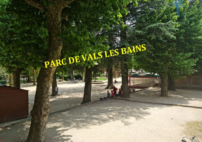 A vendre H�tel   restaurant Vals Les Bains | R�f 0700663823 - Cif ardeche