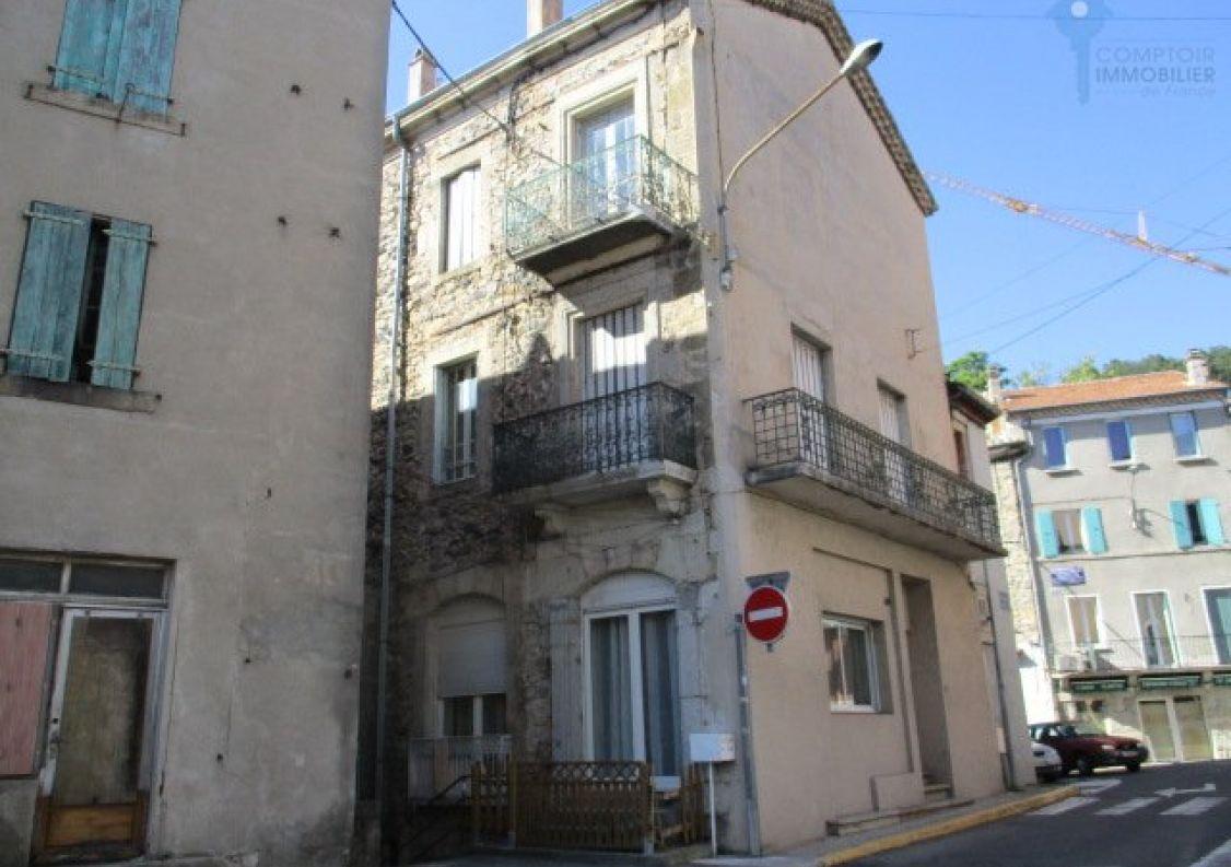 A vendre Immeuble à rénover Ucel | Réf 0700665363 - Comptoir immobilier de france