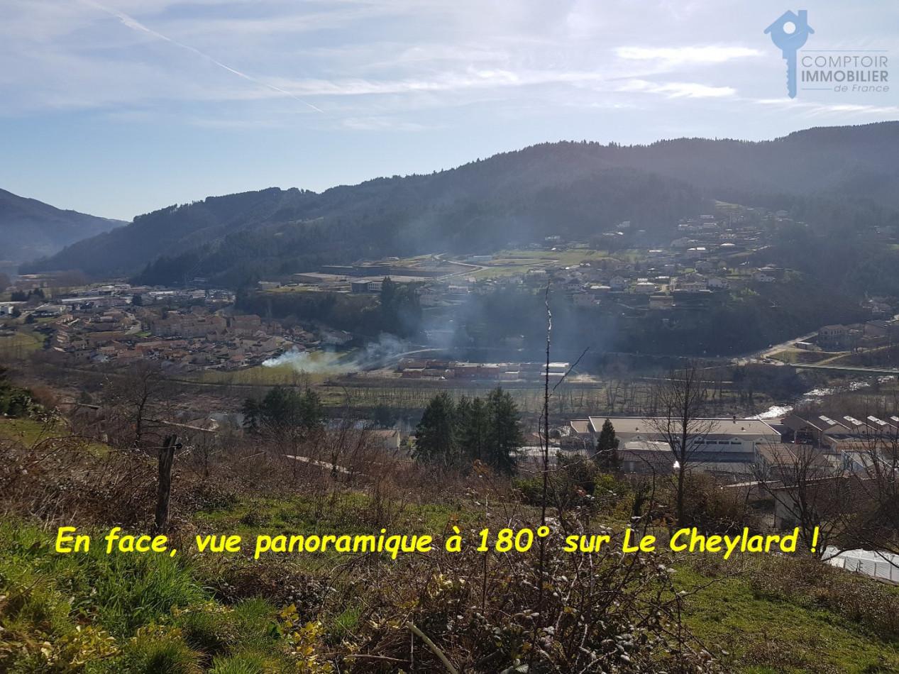 A vendre  Le Cheylard   Réf 3438038195 - Comptoir immobilier de france