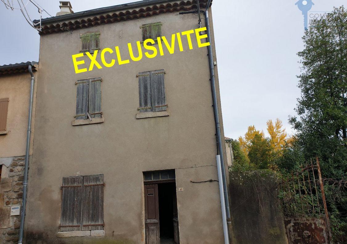 A vendre Joyeuse 3438047574 Comptoir immobilier de france