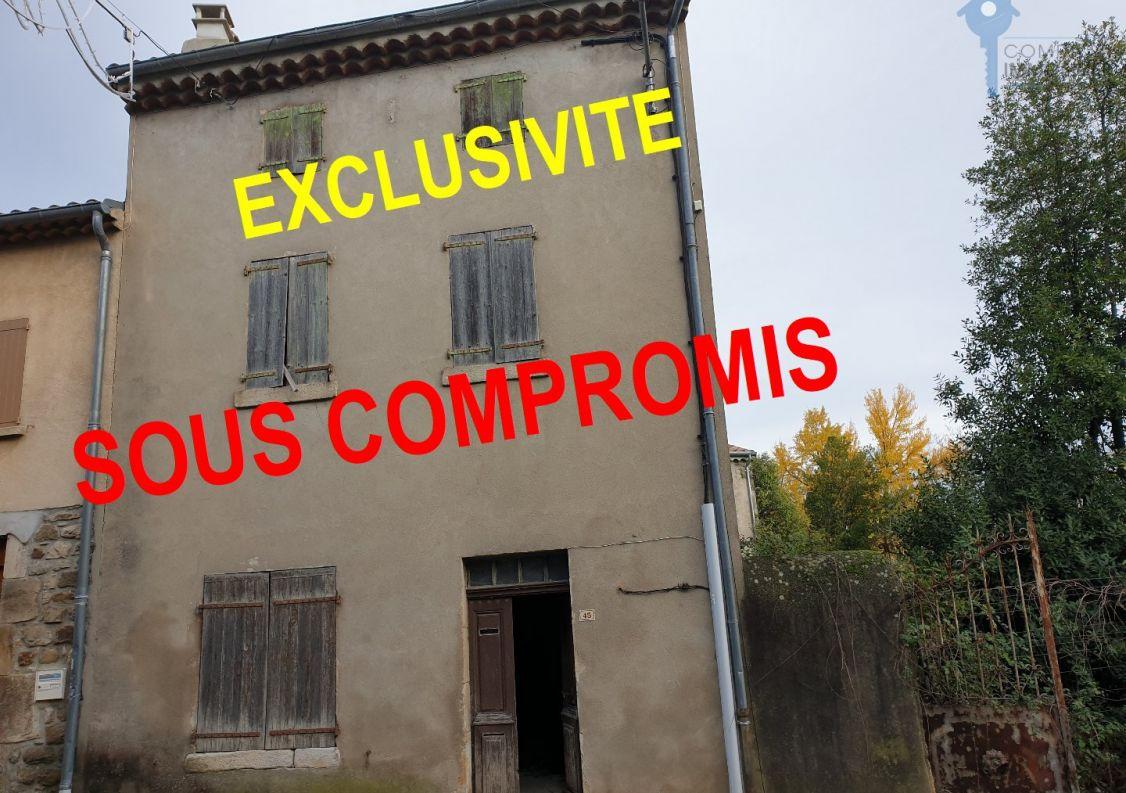 A vendre Maison � r�nover Lablachere | R�f 3438047574 - Comptoir immobilier de france