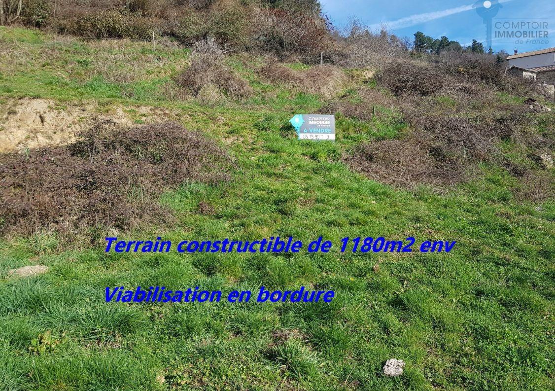A vendre Terrain Le Cheylard | R�f 3438048905 - Comptoir immobilier de france