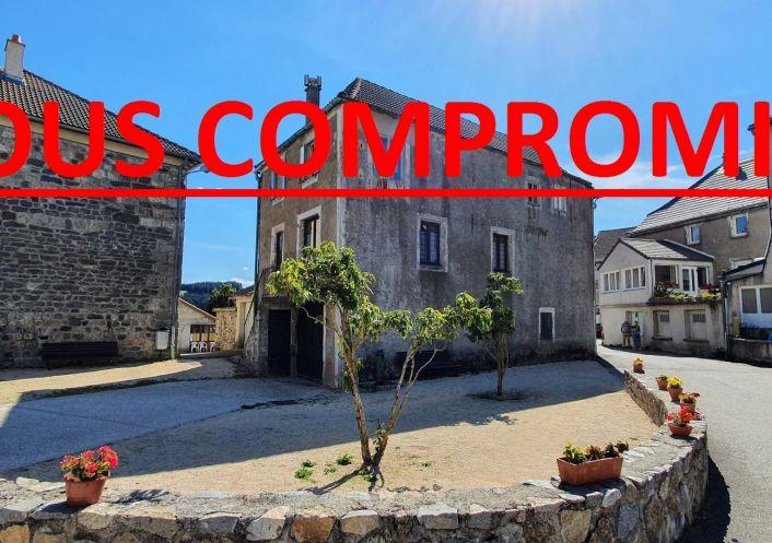 A vendre Maison de village Le Beage | R�f 0700755838 - Cif ardeche