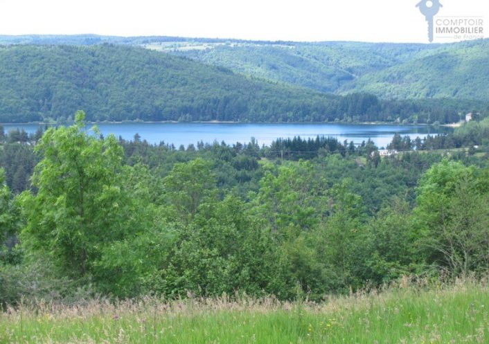 A vendre Terrain constructible Le Lac D'issarles   R�f 0700760436 - Cif ardeche