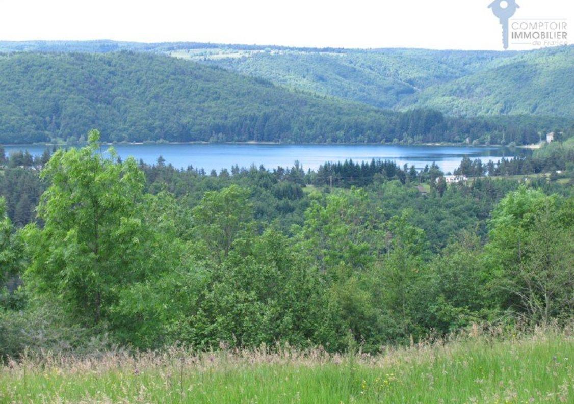 A vendre Terrain constructible Le Lac D'issarles | R�f 0700760436 - Comptoir immobilier de france