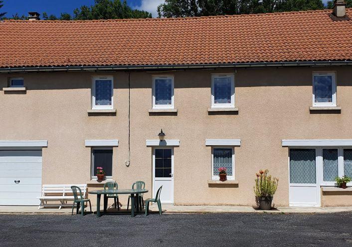 A vendre Maison de village Le Beage   R�f 0700761152 - Cif ardeche