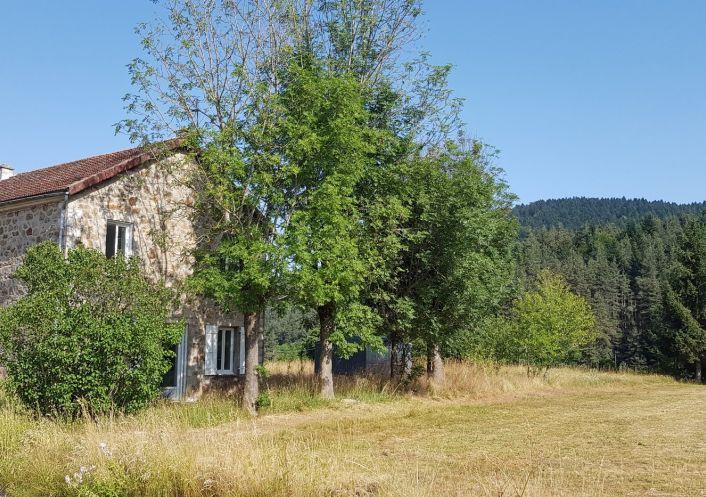 A vendre Maison de campagne Le Lac D'issarles   R�f 0700762628 - Cif ardeche