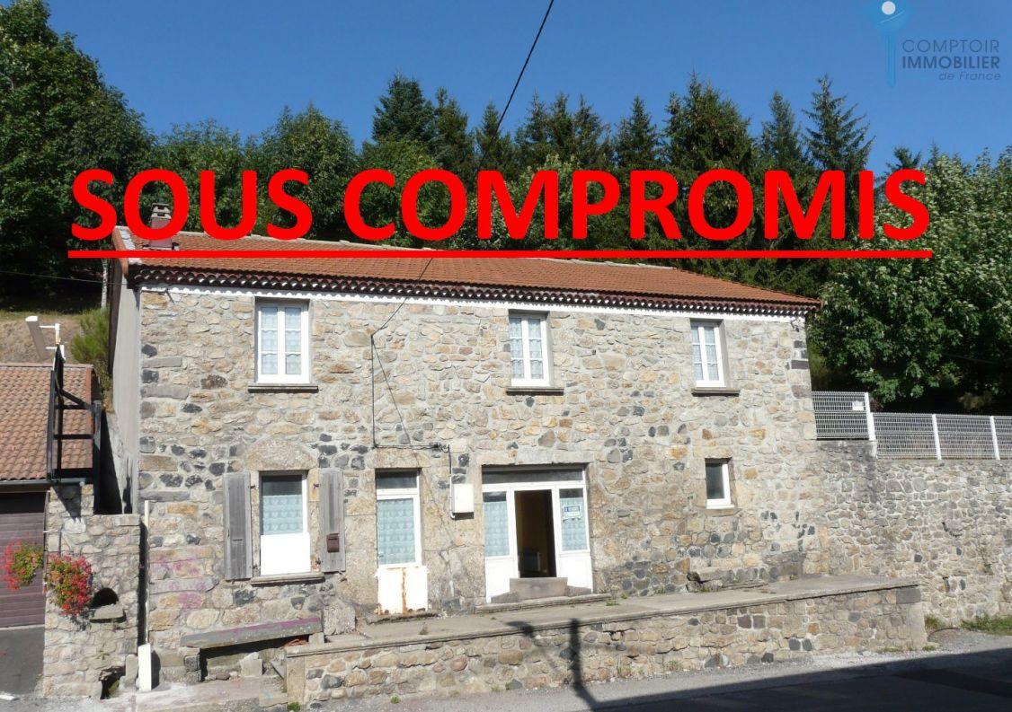 A vendre Lanarce 3438037404 Comptoir immobilier de france