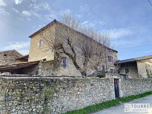 A vendre  Saint Etienne De Fontbellon   Réf 070091798 - Agence tourre