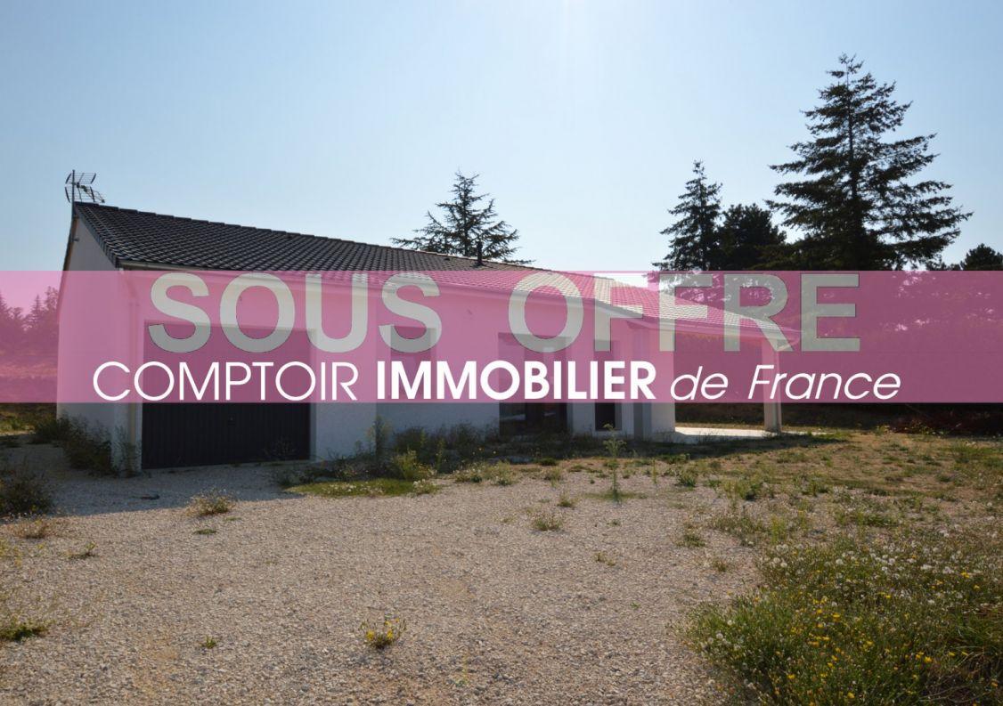 A vendre Maison individuelle Plats   R�f 3438056844 - Comptoir immobilier de france