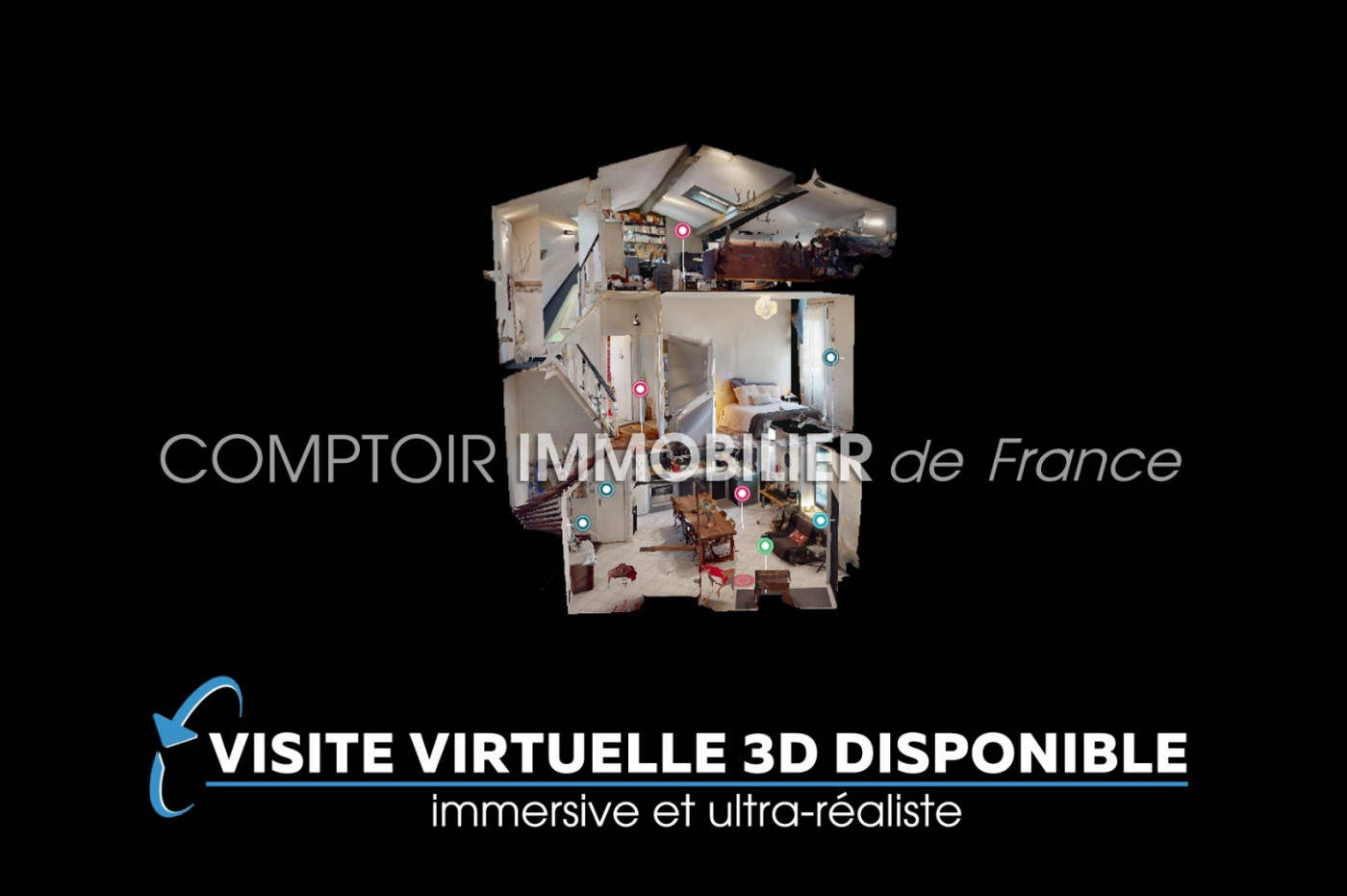A vendre  Bourg Les Valence   Réf 3438060740 - Comptoir immobilier de france