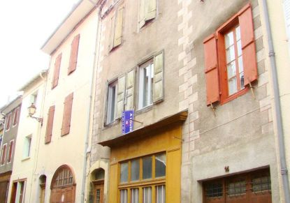 A vendre Castillon En Couserans 0900410066 Agence api