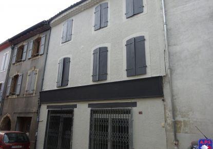 A vendre La Bastide De Serou 0900410098 Agence api