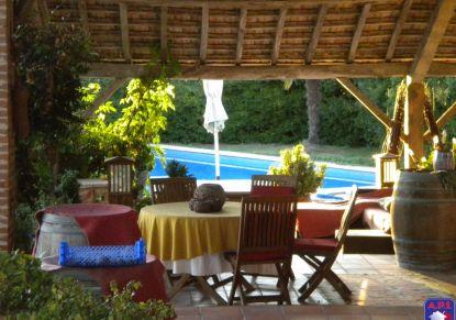 A vendre Domaine Gaillac-toulza | Réf 0900410576 - Agence api