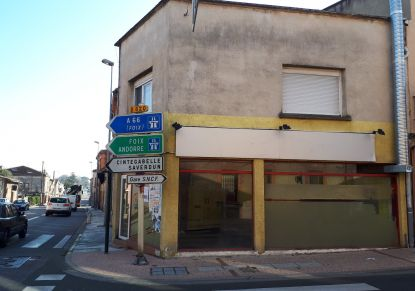 A vendre Immeuble mixte Auterive | Réf 0900411151 - Agence api