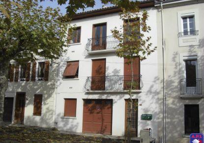 A vendre Maison de village La Bastide De Serou | Réf 0900411270 - Agence api