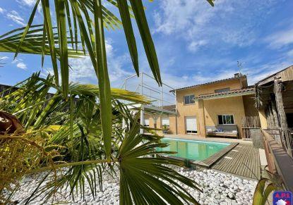 A vendre Maison Saint Girons | Réf 0900411504 - Agence api