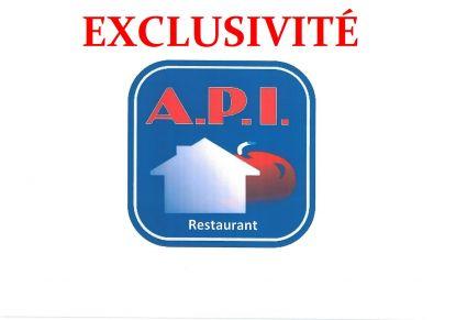 A vendre Restaurant Foix | Réf 0900411612 - Agence api