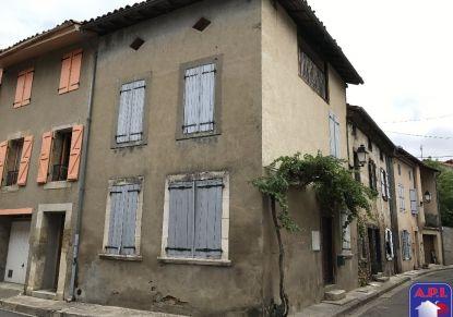 A vendre Maison Le Mas D'azil | Réf 0900412308 - Agence api