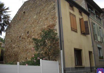 A vendre Maison de village La Bastide De Serou | Réf 0900412318 - Agence api