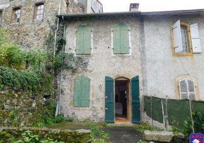 A vendre Maison Castillon En Couserans   Réf 0900412720 - Agence api