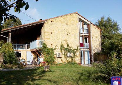 A vendre Maison Sainte Croix Volvestre | Réf 0900412721 - Agence api