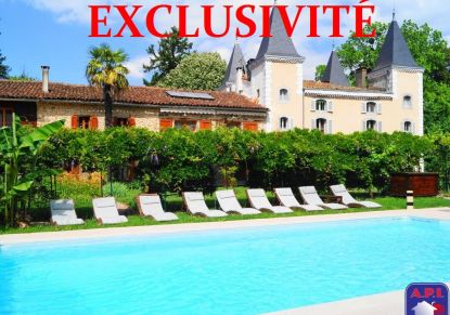 A vendre Hôtel   restaurant Saint Girons | Réf 0900412753 - Agence api