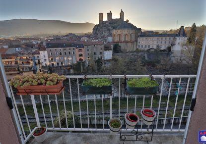 A vendre Appartement Foix   Réf 0900412846 - Agence api