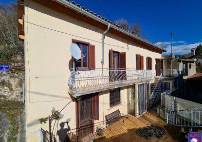 A vendre Maison Tarascon Sur Ariege | Réf 0900413010 - Agence api