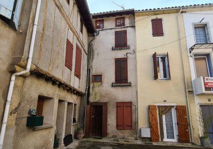 A vendre Maison de village Laroque D'olmes | Réf 0900413134 - Agence api