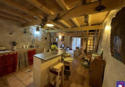 A vendre Maison en pierre Belcaire   Réf 0900413349 - Agence api