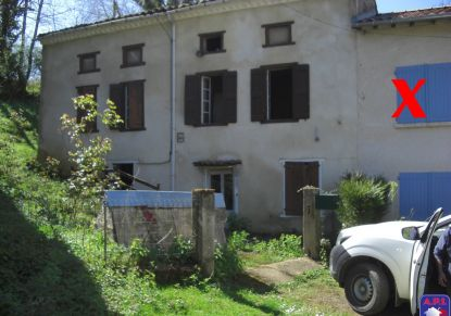 A vendre Maison à rénover Castelnau Durban   Réf 0900413708 - Agence api