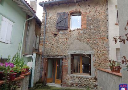 A vendre Maison de village Saverdun | Réf 0900414142 - Agence api