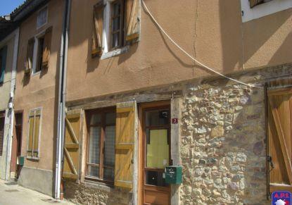 A vendre Maison de ville La Bastide De Serou | Réf 0900414199 - Agence api