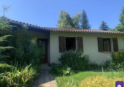 A vendre Maison individuelle Castelnau Durban | Réf 0900414206 - Agence api