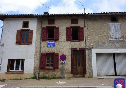 A vendre Le Mas D'azil 090044658 Agence api