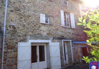 A vendre Varilhes 090045040 Agence api