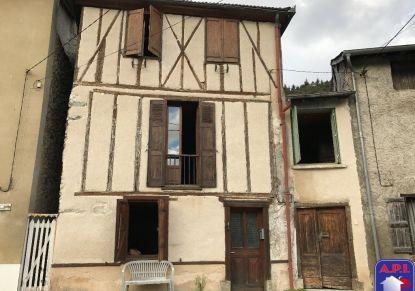 A vendre Maison Oust   Réf 090047169 - Agence api