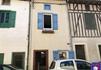 A vendre La Bastide De Serou 090047206 Agence api