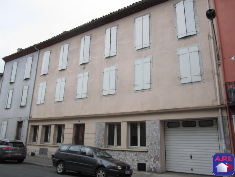 A vendre Saint Girons 090048646 Agence api