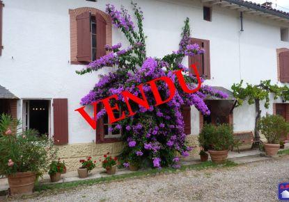A vendre Maison de campagne Saverdun   Réf 090049995 - Agence api