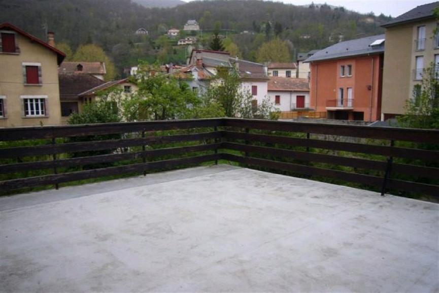 A vendre Ax Les Thermes 090042392 Agence api