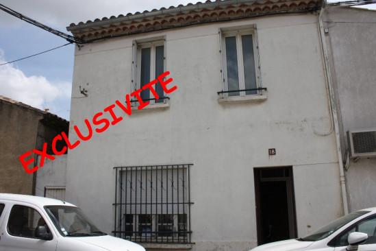 A vendre  Lezignan Corbieres   Réf 110103993 - L'@gence lezignan