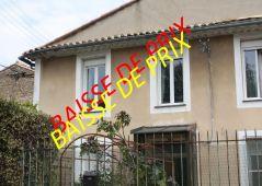 A vendre Maison de ville Lezignan Corbieres | Réf 110104199 - L'@gence lezignan
