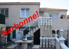 A vendre Villa Narbonne | Réf 110104395 - L'@gence lezignan